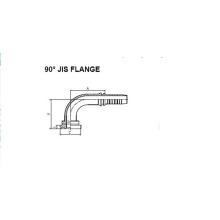 Flange 90 ° JIS 88191