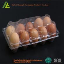 Transparent Blister Plastic Egg Tray