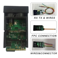 RXTX Connector Distance Transducer Frequency