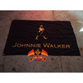Johnnie walker flag 100% polyester 90CM*150CM Johnnie walker banner