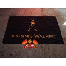 Drapeau de marche Johnnie 100% polyester 90CM * 150CM Bannière de marche Johnnie