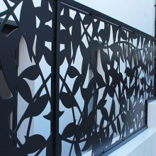 Laser Cut Metal Balcony Railing & Fencing