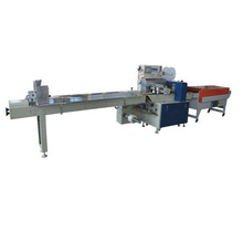 Dental Cream Box Shrink Packaging Machine, Automatic Shrink Packaging Machine