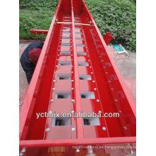2BXF-24 24 filas de sembradora de trigo con fertilización