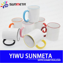 Where to buy sublimation mugs? Sunmeta is manufacturer in Yiwu city