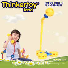 Microphone Model Puzzle Educational Toys for Kids