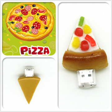 Pizza Unidad flash USB 4GB 8GB 16GB