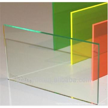 Optical PVC Transparent PVC Sheet for Cold Bending