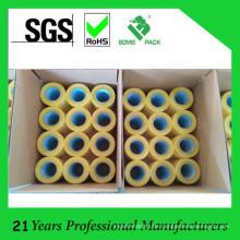 Transparente selbstklebende Verpackung BOPP Jumbo Rollband