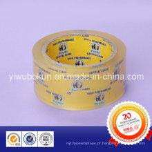 Bokun Super Clear Tape para embalagem de papelão