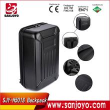 Black ABS Hard Shell Backpack Case Bag for Hubsan X4 H501S Quadcopter Box hard shell bag Standard/High Version