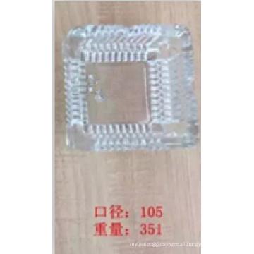 Cinzeiro de vidro com bom preço Kb-Hn07673