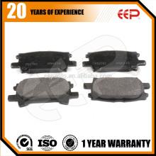 Autoteile Bremsbeläge für Toyota RX330 ACU30 MCU30 04466-48040