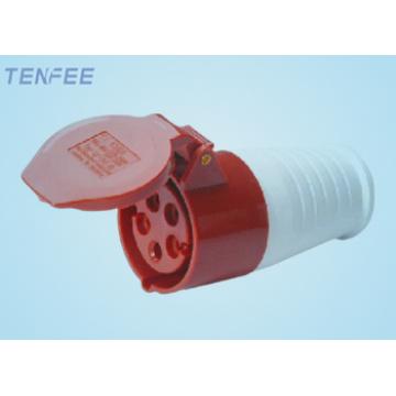 Conector industrial IP44 5P
