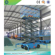 0.5t 8m Height Scissor Lift Aerial Work Platform