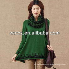PK17ST214 fancy ladies sweaters turtleneck