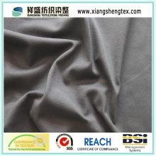 100% Polyester Seide Flannelette Trikot Stoff