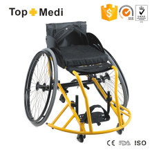 Spezieller Design-Handbuch-Basketball-Rollstuhl für Basketall Center Sporter