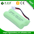 Geilienegy high quality CPH-515D 2.4v 800mah rechargeable battery ni-mh battery