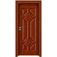 venda quente moderno Interior porta de Pvc