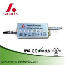 700mA 35w corriente constante led de alimentación a prueba de agua para downlight led