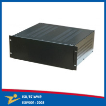 Extrusion Assembly Zinc Plated Rack Mount Cabinet