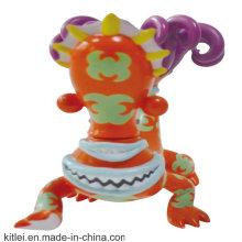 Fábrica educativa del OEM de los juguetes de la estatuilla de los niños plásticos particulares