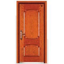 Современные Стальные Деревянные Двери Бронированные Безопасности