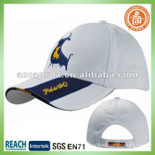 embroidery on contact panel baseball cap BC-0118