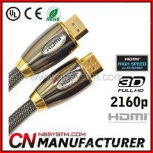 HDMI Kabel Draht für HDTV, Heimkino, DVD-Player, Projektor, PS3, Xbox360 und andere HDMI-Geräte