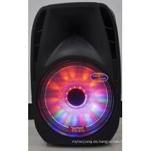 Altavoz Bluetooth de 15 pulgadas Super Power Bank con micrófono inalámbrico NFC Cx-19d