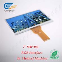 """7"""" 50pin RGB Interface Display LCM"""