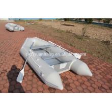 2015 (CE) High-Rohr PVC Material aufblasbare motor Schlauchboote zum Verkauf