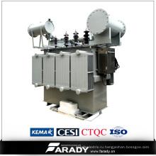 Трехфазный Масл-Погруженный Электронный Автотрансформатор