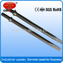 Hex 22 Rock Drilling Tools Tapered Drill Rod 7 Degree for Mining