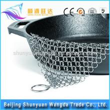 Food grade stainless steel ring mesh