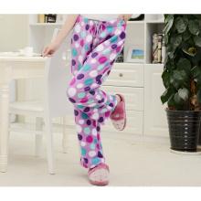 100% Polyester High Quality Cozy Fleece Plush Pants