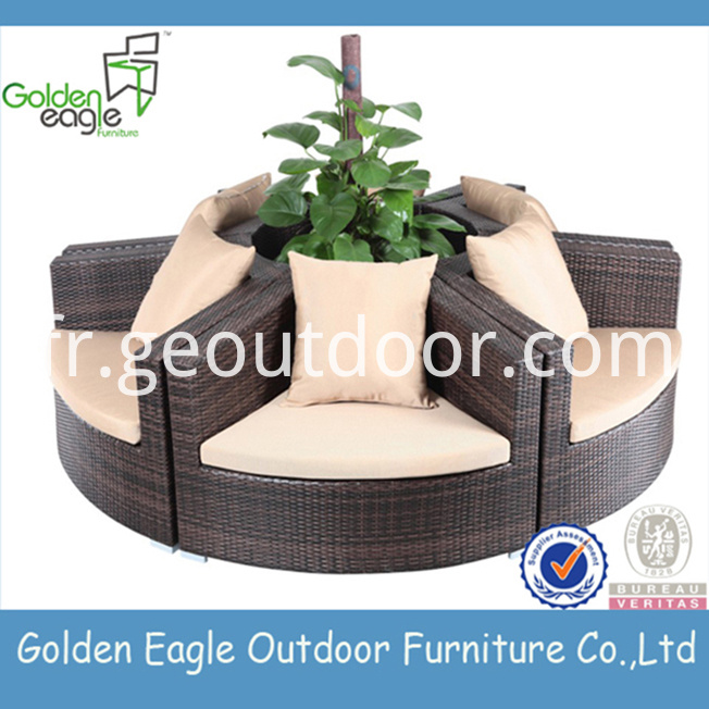Aluminium Outdoor Garden Sofa Set