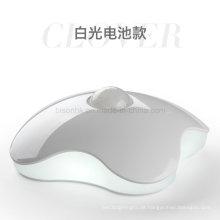 Vierblättriges Kleeblumen-Design LED-Bewegungs-Induktions-Lampen-Innenlicht