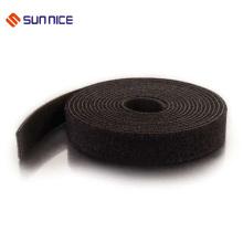 Crochet coloré en nylon dos à dos et ruban de fixation de boucle