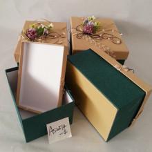 High-End-Papier Kosmetikverpackung Karton