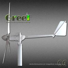 Turbina eólica horizontal da linha central de 3kw 300rpm com preço baixo