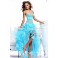 Бантик длинный высокого класса свадебное платье кружева без бретелек вечернее платье любовь навсегда свадебное платье