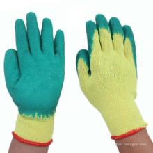 Рабочие защитные защитные перчатки с защитой от латекса