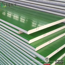 Polyurethane PU Sandwich Panel for Contructions Buildings