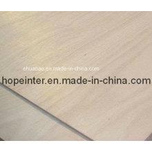 Contrachapado de pino / Contrachapado comercial BB / CC Grado E1 Pegamento (HL007)