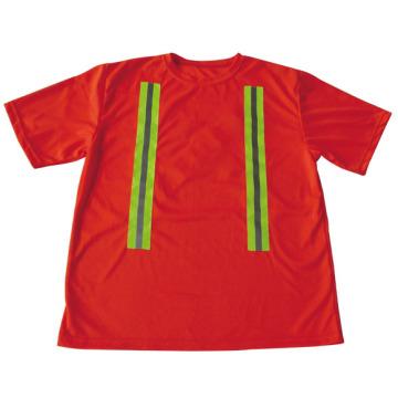T-shirt de sécurité à haute visibilité