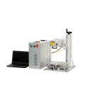 Quality assurance 50W portable led bulb laser marking machine