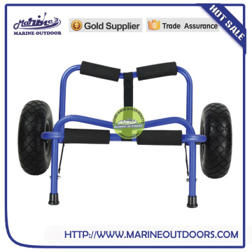 Kayak Beach Wheels, Canoa de aluminio y carrito de kayak