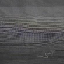 Wasser & Wind-resistent Outdoor Sportswear Daunenjacke gewebt gestreift Jacquard 100% Polyester schwarz Garn Filament Stoff (FJ020)